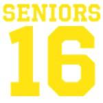SENIORS 16 - YELLOW