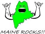 MAINE ROCKS!!