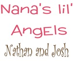 Nathan and Josh little angels
