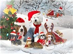 Santa's Helpers Winter Fun