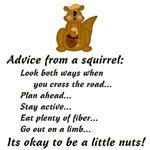 Squirrel Advice