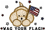 Wag Your Flag!