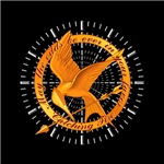May the Odds Mockingjay Catching Fire Clock