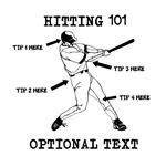 Personalized Hitting Clinic Original Baseball