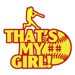That's My Girl Fastpitch Hitter!