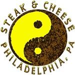 Philly Cheesteak Yin Yang Original