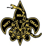 DON'T TREAD NEW ORLEANS