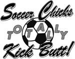 Soccer Chicks Kick Butt!