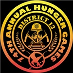 74th Hunger Games Fire Glow