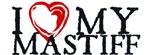 I Heart My Mastiff