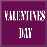 the valentines day shop!