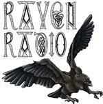 Raven Logo (Saxon)
