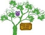 Cancer Doesn't Live Tree Owl