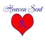 Heaven Sent - Blue