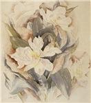 Charles Demuth Flower Study 1922