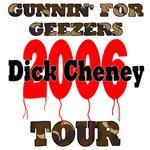 Cheney  World Tour '06