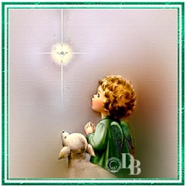 Star of Bethlehem Angel Gift Box & Tile