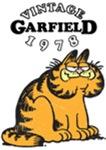 Vintage Garfield 1978