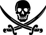 Skull & Crossed Swords