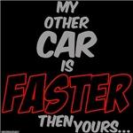 My car is...