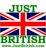 Just British Old Logo