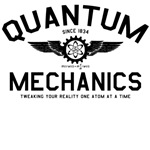 QUANTUM MECHANICS T SHIRTS