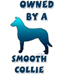Smooth Collie Silhouette