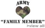Army Camo Heart