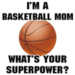 Basketball Mom Superhero