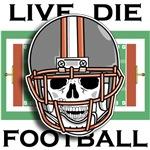 Live, Die, Football