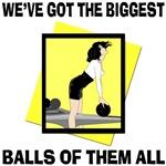 Biggest Balls Bowling