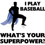 Baseball Superhero