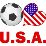 U.S.A. Soccer Fan