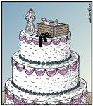 Wedding cake Spa