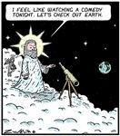 Earth comedy