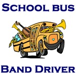 School Bus Band Driver
