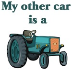 My Other Car Is A Tractor