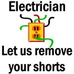 Electrician Lets Us Remove Your Shorts
