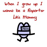 I Wanna Be A Reporter