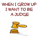 I Want To Be A Judge