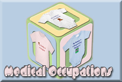 Medical Occupation Baby Clothes and Gifts