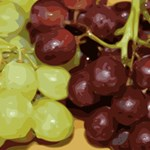Green & Red Grapes