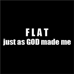 FLAT Just as GOD made me