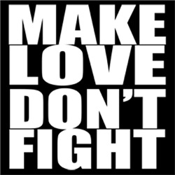Make Love Don't Fight