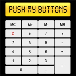 Push My Buttons Calculator