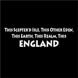This England Patriotic Shakespeare