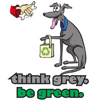 Think grey. Be green.