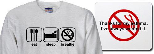 ANTI-SMOKING SECTION