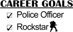 Career Goals - Rockstar