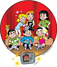 Little Archie & Friends